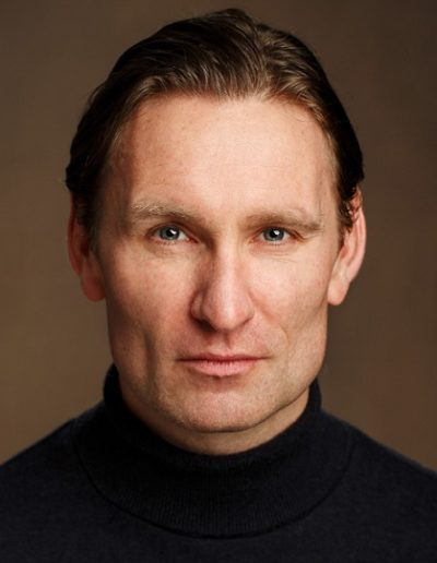 Actor headshot of Brian F Mulvey by Roger Kenny Photography. www
